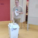Martin Hájek vyzývá: Přijďte k volbám!